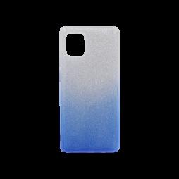 Samsung Galaxy Note 10 Lite - Gumiran ovitek (TPUB) - modra