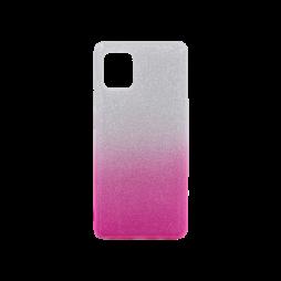 Samsung Galaxy Note 10 Lite - Gumiran ovitek (TPUB) - roza