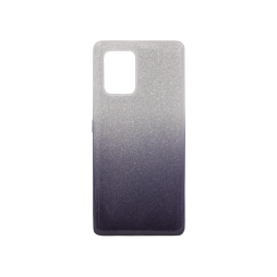 Samsung Galaxy S10 Lite - Gumiran ovitek (TPUB) - kavna