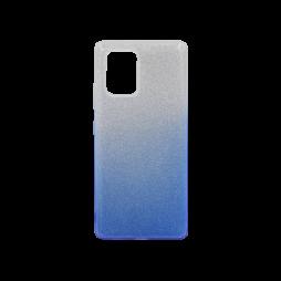 Samsung Galaxy S10 Lite - Gumiran ovitek (TPUB) - modra