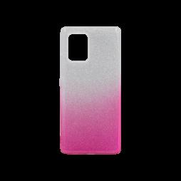 Samsung Galaxy S10 Lite - Gumiran ovitek (TPUB) - roza