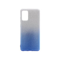 Samsung Galaxy S20 - Gumiran ovitek (TPUB) - modra