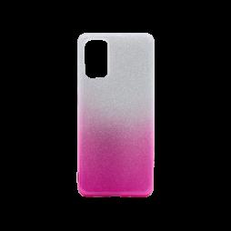 Samsung Galaxy S20 - Gumiran ovitek (TPUB) - roza