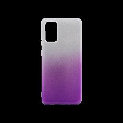 Samsung Galaxy S20+ - Gumiran ovitek (TPUB) - vijolična