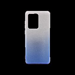 Samsung Galaxy S20 Ultra - Gumiran ovitek (TPUB) - modra