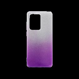 Samsung Galaxy S20 Ultra - Gumiran ovitek (TPUB) - vijolična