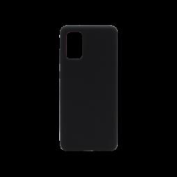 Samsung Galaxy S20 - Silikonski ovitek (liquid silicone) - Soft - Black