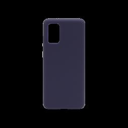 Samsung Galaxy S20 - Silikonski ovitek (liquid silicone) - Soft - Midnight Blue