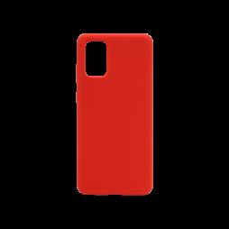 Samsung Galaxy S20 - Silikonski ovitek (liquid silicone) - Soft - Red