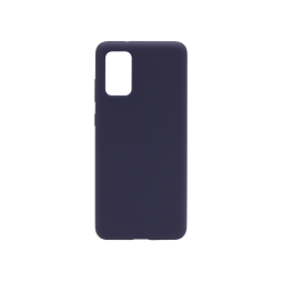 Samsung Galaxy S20+ - Silikonski ovitek (liquid silicone) - Soft - Midnight Blue
