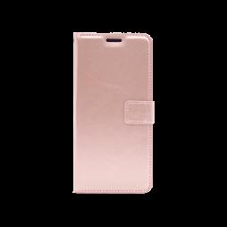 Samsung Galaxy S10 Lite - Preklopna torbica (WLC) - roza-zlata