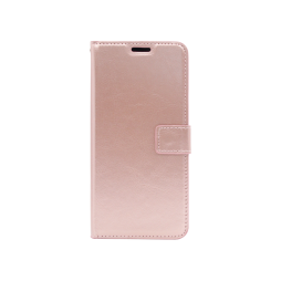 Samsung Galaxy S20+ - Preklopna torbica (WLC) - roza-zlata