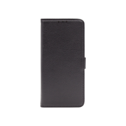 Huawei P40 Lite - Preklopna torbica (WLG) - črna