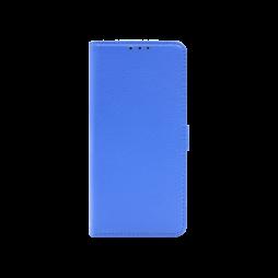 Huawei P40 Lite - Preklopna torbica (WLG) - modra