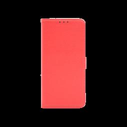 Huawei P40 Lite - Preklopna torbica (WLG) - rdeča