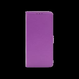 Huawei P40 Lite  - Preklopna torbica (WLG) - vijolična