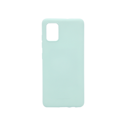Samsung Galaxy A51 - Gumiran ovitek (TPU) - mint M-Type
