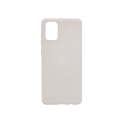 Samsung Galaxy A51 - Gumiran ovitek (TPU) - siv M-Type