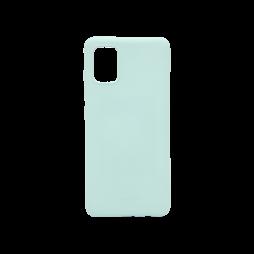 Samsung Galaxy A71 - Gumiran ovitek (TPU) - mint M-Type