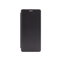 Samsung Galaxy Note 10 Lite -  Preklopna torbica (WLS) - črna
