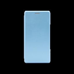 Samsung Galaxy Note 10 Lite -  Preklopna torbica (WLS) - modra