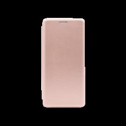 Samsung Galaxy Note 10 Lite -  Preklopna torbica (WLS) - roza-zlata