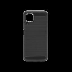 Huawei P40 Lite - Gumiran ovitek (TPU) - črn A-Type