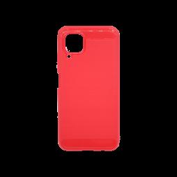 Huawei P40 Lite - Gumiran ovitek (TPU) - rdeč A-Type