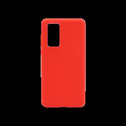 Huawei P40 - Silikonski ovitek (liquid silicone) - Soft - Red