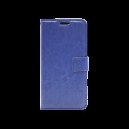 Huawei P40 Lite - Preklopna torbica (WLC) - modra