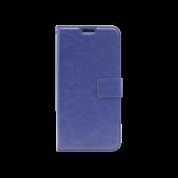 Huawei P40 Pro - Preklopna torbica (WLC) - modra