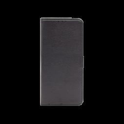 Huawei P40 Lite E - Preklopna torbica (WLG) - črna