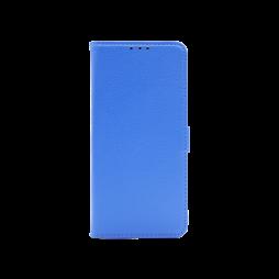 Huawei P40 Lite E - Preklopna torbica (WLG) - modra