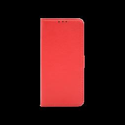 Huawei P40 Lite E - Preklopna torbica (WLG) - rdeča