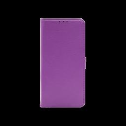 Huawei P40 Lite E - Preklopna torbica (WLG) - vijolična