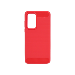 Huawei P40 - Gumiran ovitek (TPU) - rdeč A-Type