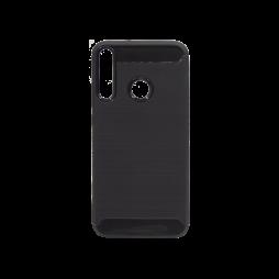 Huawei P40 Lite E - Gumiran ovitek (TPU) - črn A-Type