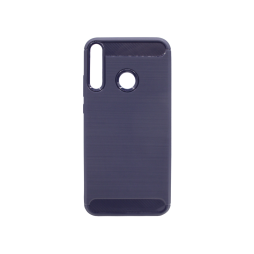 Huawei P40 Lite E - Gumiran ovitek (TPU) - moder A-Type