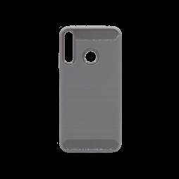 Huawei P40 Lite E - Gumiran ovitek (TPU) - siv A-Type