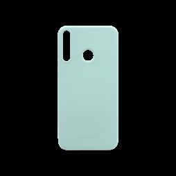 Huawei P40 Lite E - Gumiran ovitek (TPU) - mint M-Type