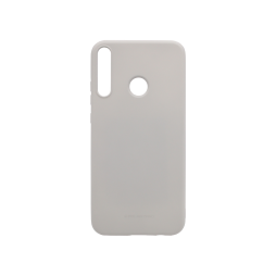 Huawei P40 Lite E - Gumiran ovitek (TPU) - siv M-Type