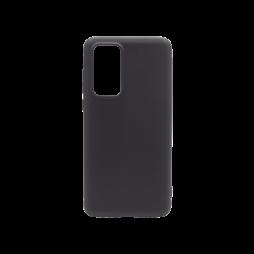 Huawei P40 - Gumiran ovitek (TPU) - črn MATT