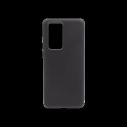 Huawei P40 Pro - Gumiran ovitek (TPU) - črn MATT