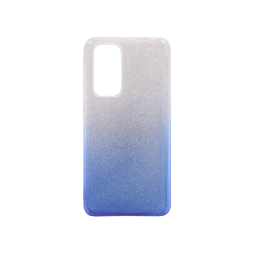 Huawei P40 - Gumiran ovitek (TPUB) - modra