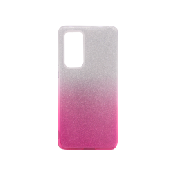 Huawei P40 - Gumiran ovitek (TPUB) - roza