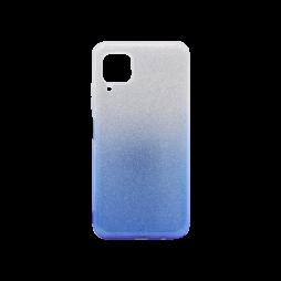 Huawei P40 Lite - Gumiran ovitek (TPUB) - modra