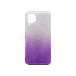 Huawei P40 Lite - Gumiran ovitek (TPUB) - vijolična