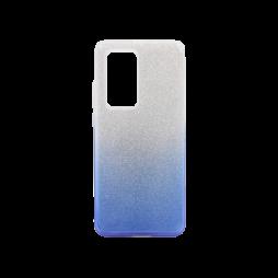 Huawei P40 Pro - Gumiran ovitek (TPUB) - modra
