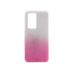 Huawei P40 Pro - Gumiran ovitek (TPUB) - roza