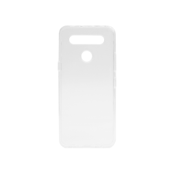 LG K51S - Gumiran ovitek (TPU) - prosojen svetleč